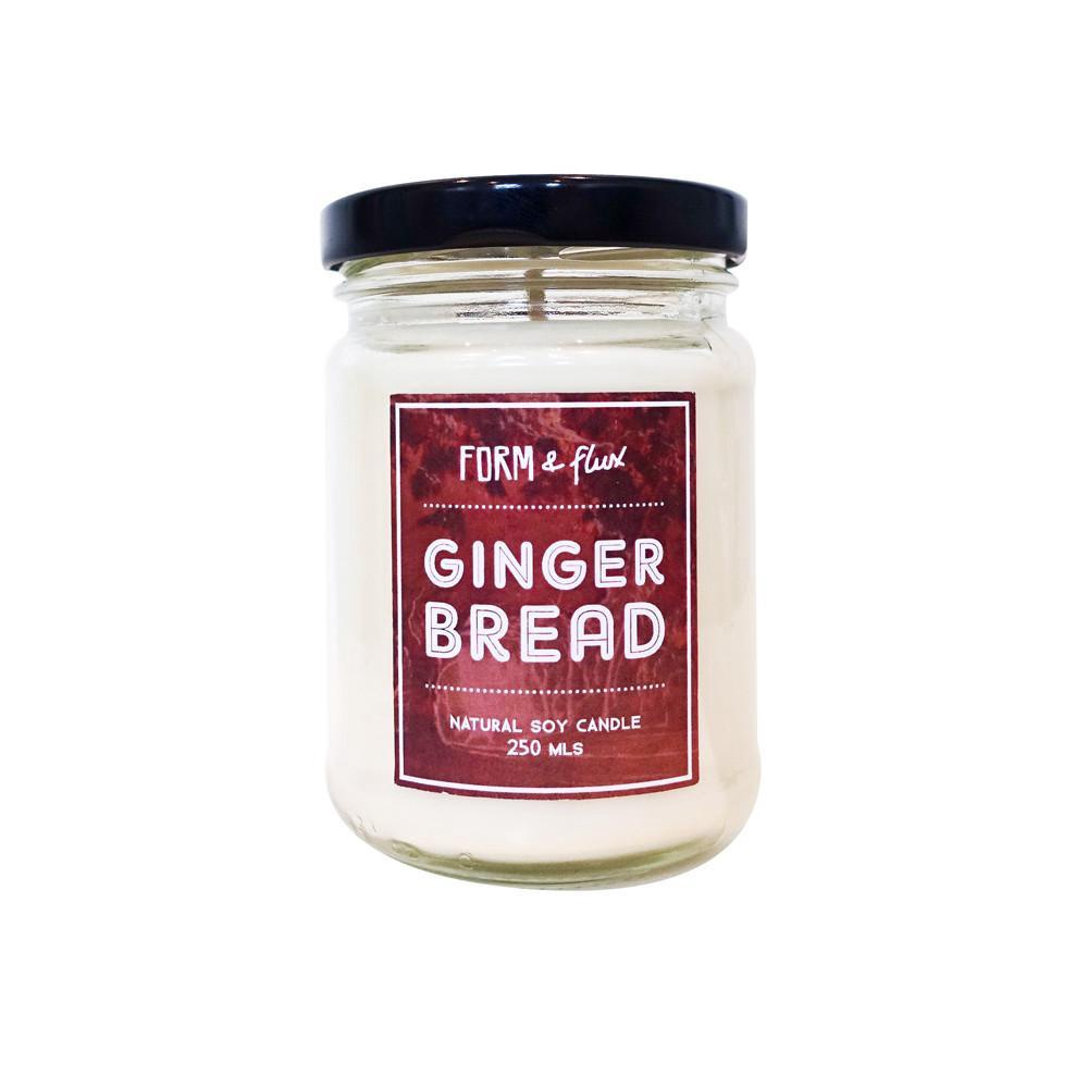 Gingerbread | candle 250ml - 25+ hr burn time