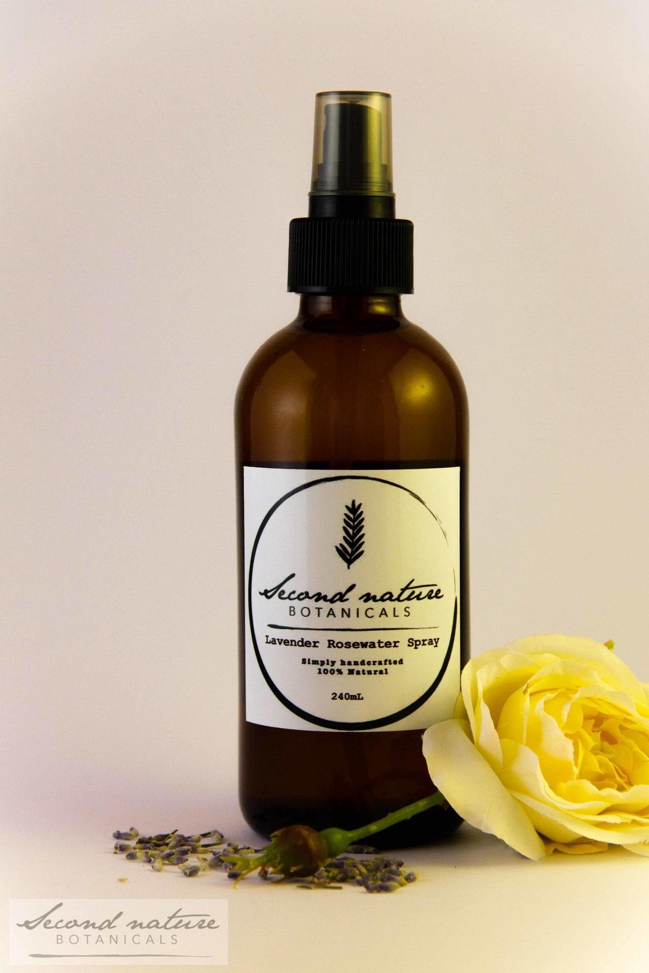 Lavender Rosewater Spray