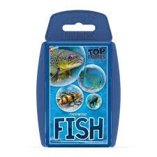 TOP TRUMPS FRESHWATER FISH