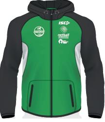 2019 Adult Full Zip hoodie Association Championships