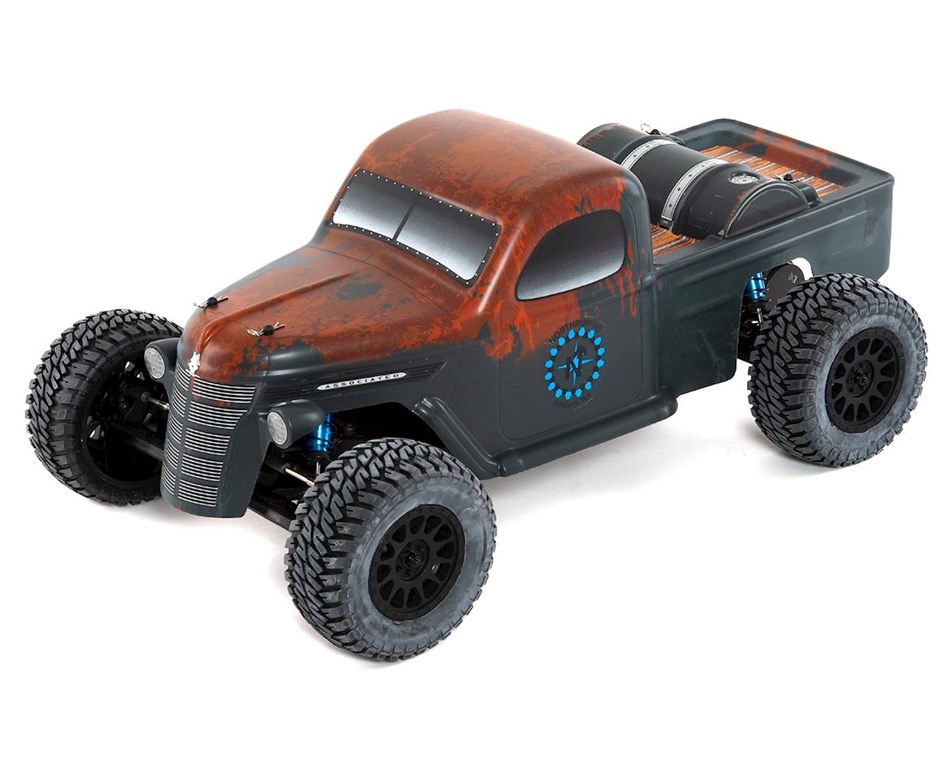 Team Associated #ASC70019  1/10 Trophy Rat 2WD Brushless RTR