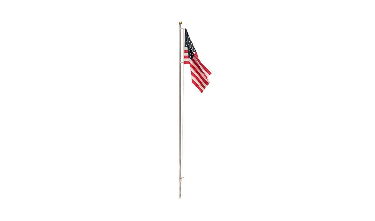 Just Plug #JP5951 US Flag Pole