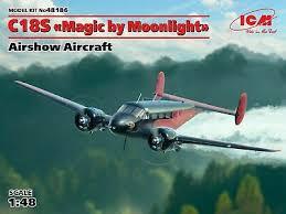 ICM #48186 1/48 C18S 'Magic by Moonlight'
