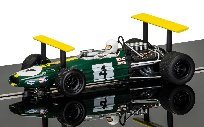 Scalextric  #C3702A 1/32 Brabham BT26A-3