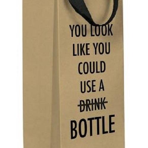 Use a Bottle Wine Bag