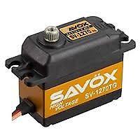Savox #SV-1270TG Standard Size Digital Servo (35Kg)