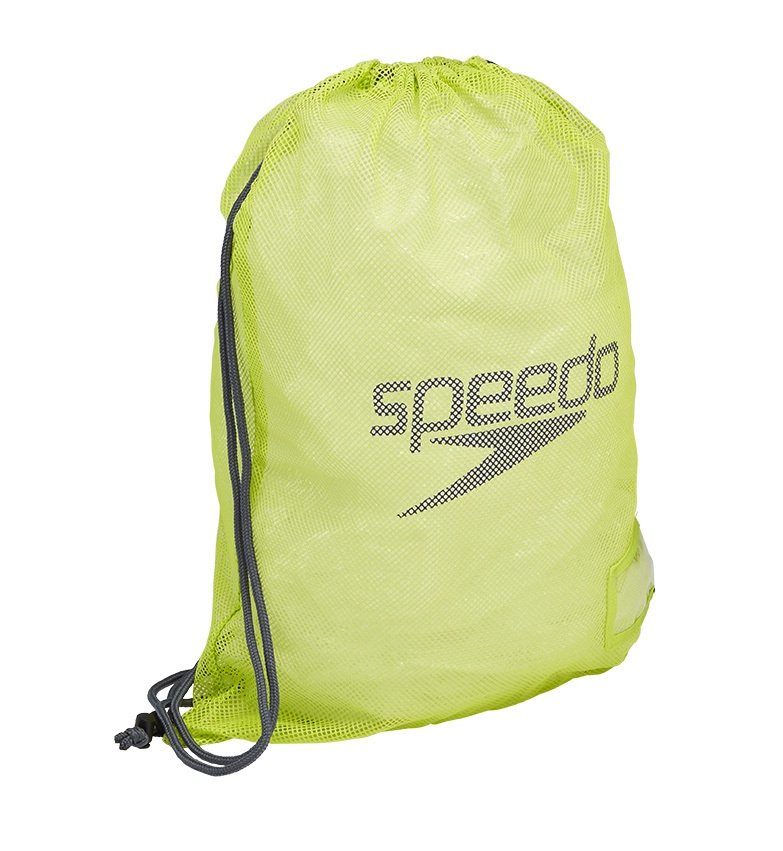 Equipment Mesh Bag Lime Punch/Oxide Grey