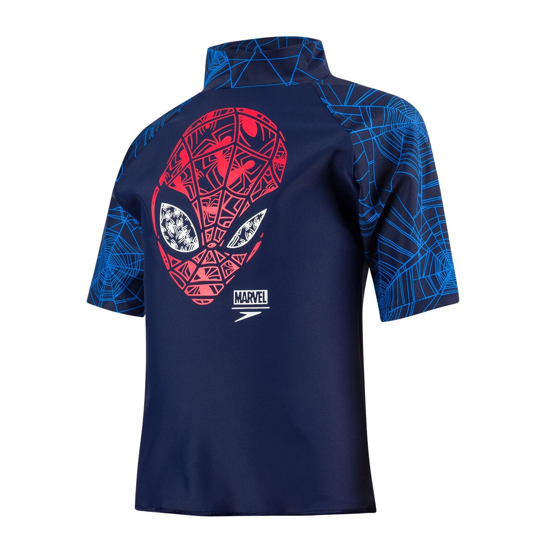 Toddler Boys Marvel Spiderman Sun Top