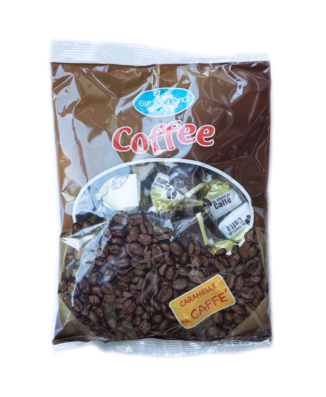 Eurodolciaria Caramelle Creme Caffe 150g