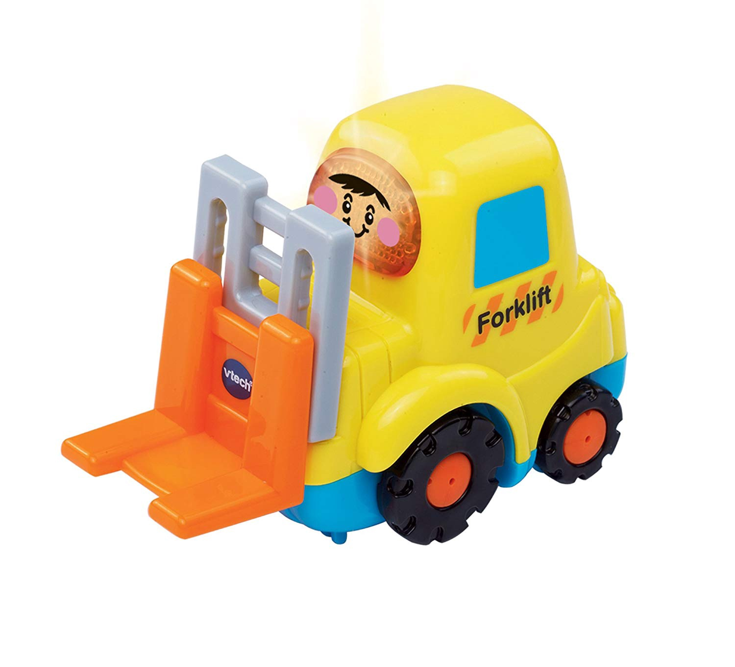TOOT-TOOT DRIVERS FORKLIFT YELLOW