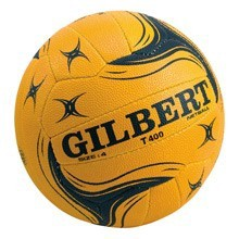 Gilbert State Training Ball (T400): Gold (size 4)