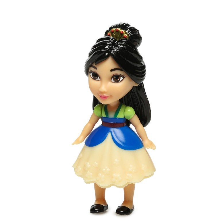 DISNEY PRINCESS MINI TODDLER MULAN