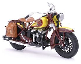 New Ray #42113 1/12 1934 Indian Sport Scout