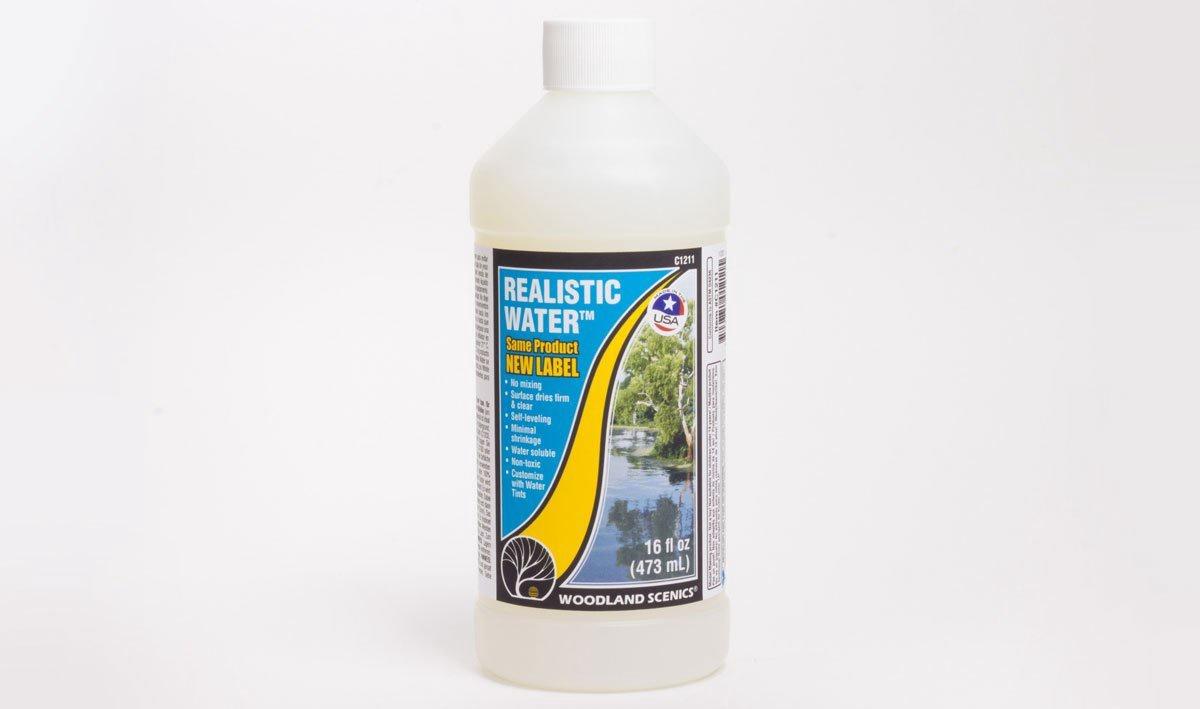 Woodland Scenics #C1211 Realistic Water