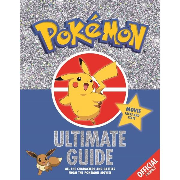 POKEMON ULTIMATE GUIDE (HB)