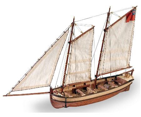 Artesania #19015 HMS Endeavour's Longboat