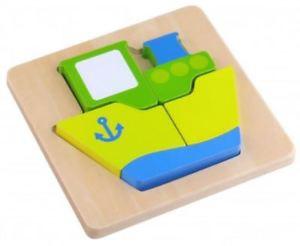MINI PUZZLE SHIP