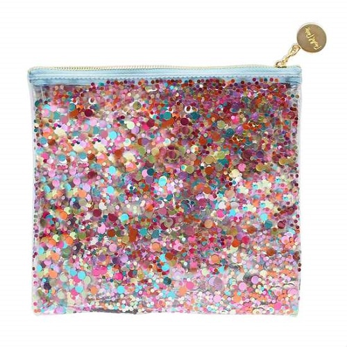 The Everything Confetti Pouch