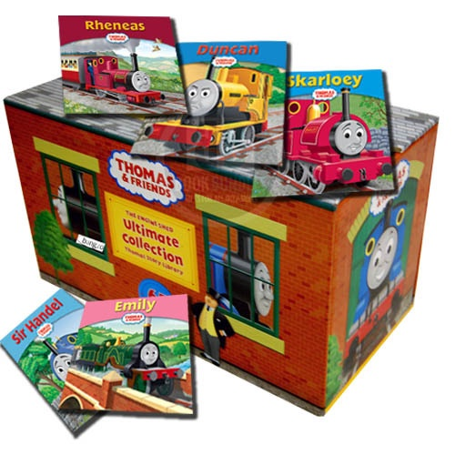 THOMAS COMPLETE COLLECTION 68 TITLES