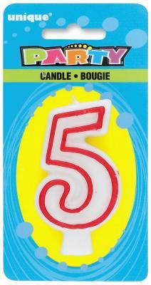 CANDLE BOUGIE NO.5