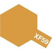 Tamiya Acrylic Paint #81759 XF-59 Desert Yellow