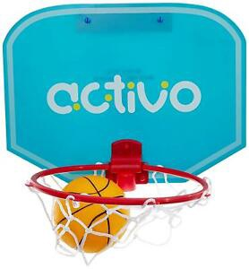MINI BASKETBALL WITH PVC BALL