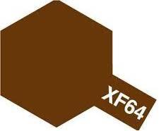 Tamiya Enamel Paint #8164 #XF-64 Red Brown