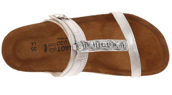aa3e7211b3a6 Naot Women s Malibu - Quartz Leather