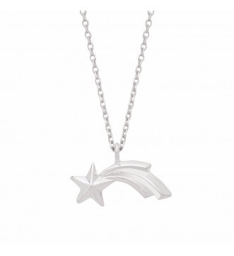 Estella Bartlett Shooting Star Necklace