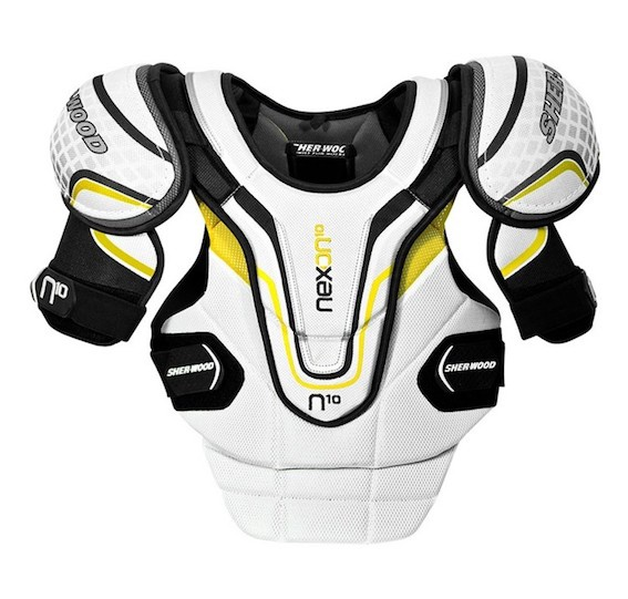 Sherwood Nexon 10 Shoulder Pad-Senior