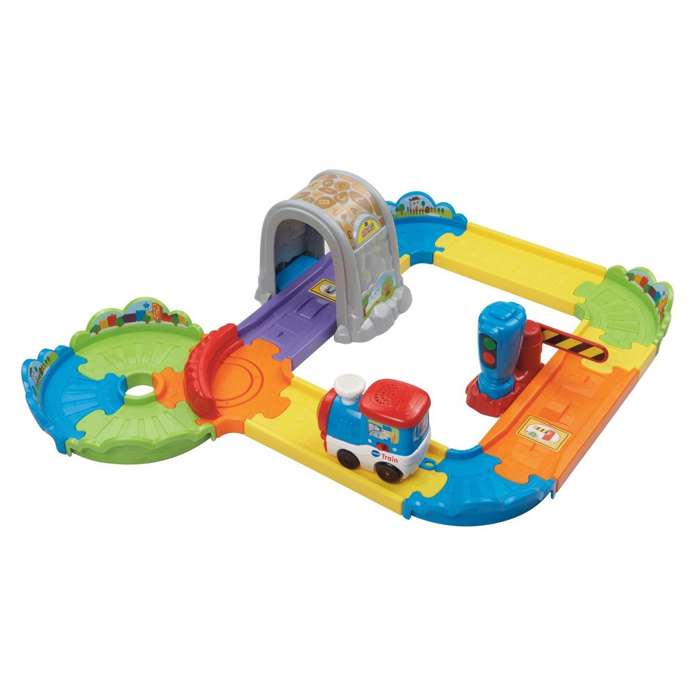 TOOT-TOOT DRIVERS CHOO-CHOO TRAIN PLAYSET