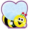 T 72002 BEE NOTEPAD
