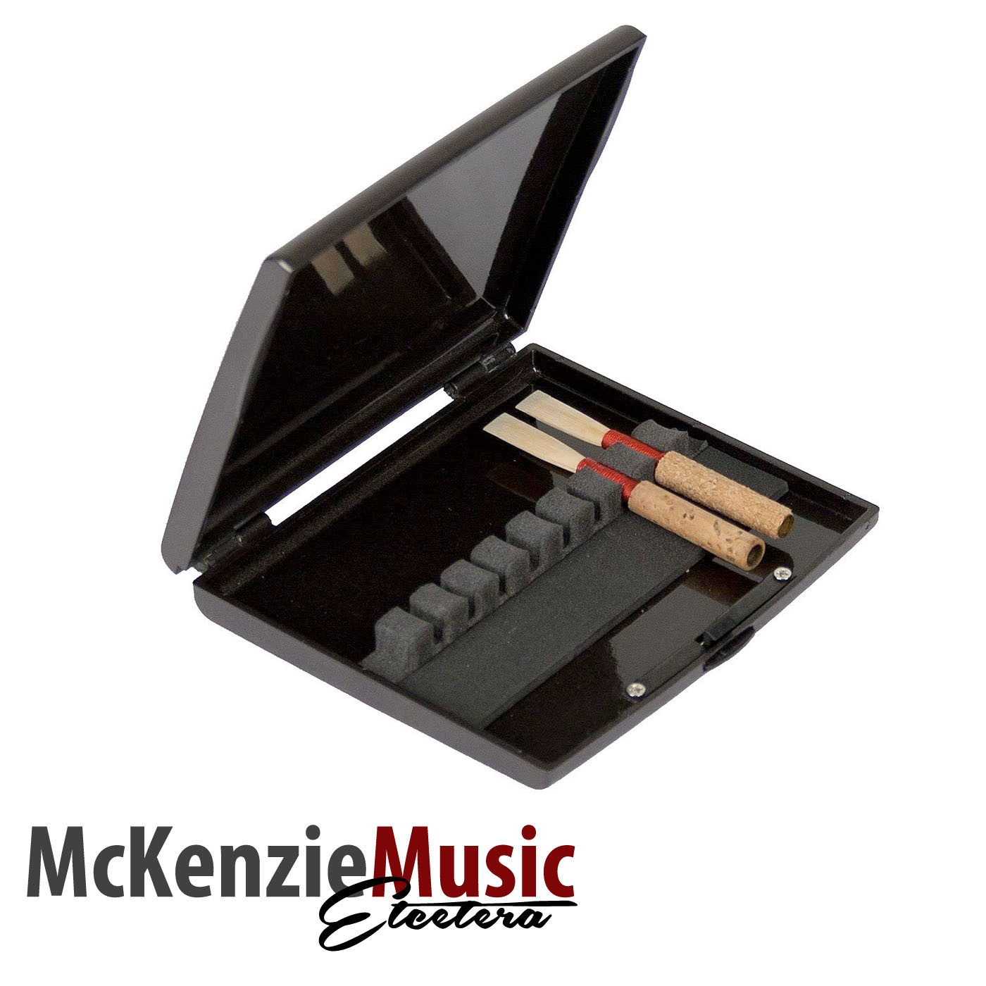 Protect Oboe Reed Case Black