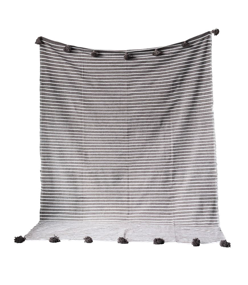 Hand Loomed Bed Cover