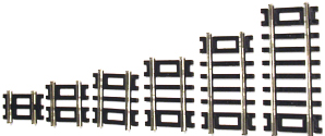 Atlas #524 Code 83 HO Straight Track Assortment