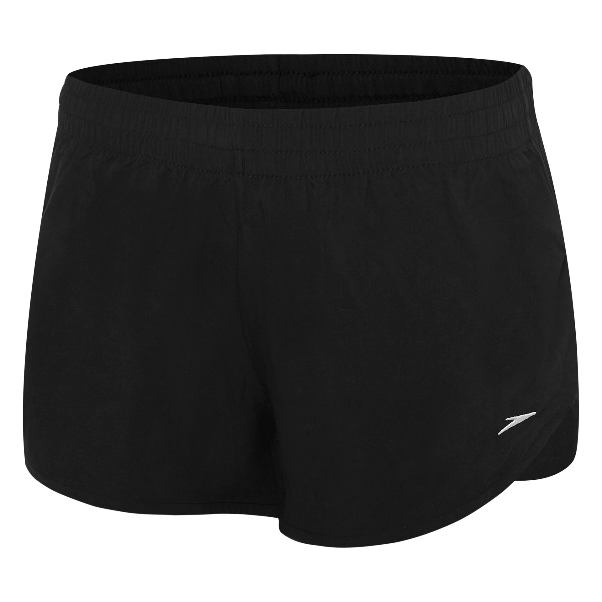 Womens Workout Short Black