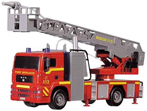 DICKIE CITY FIRE ENGINE 31CM