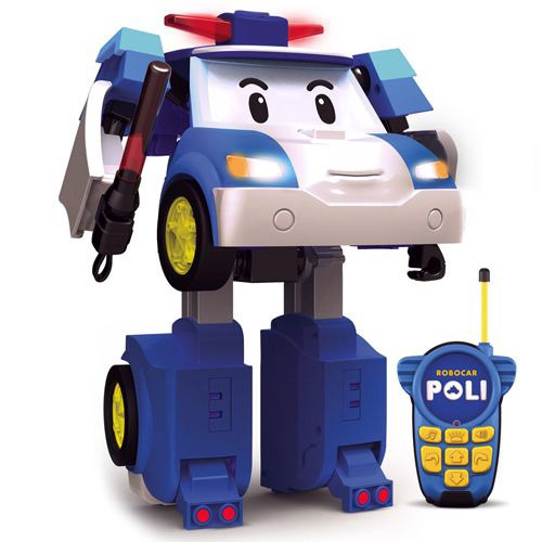 POLI-RC TRANSFORMING ROBOT