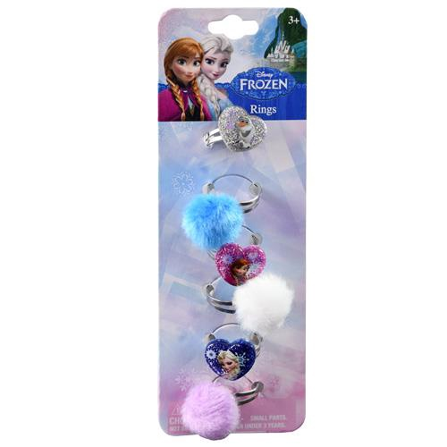 DISNEY FROZEN RINGS 6