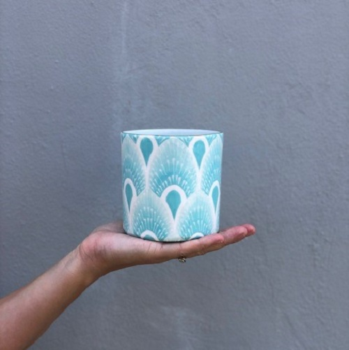 West Palm Peony Vase | Papago