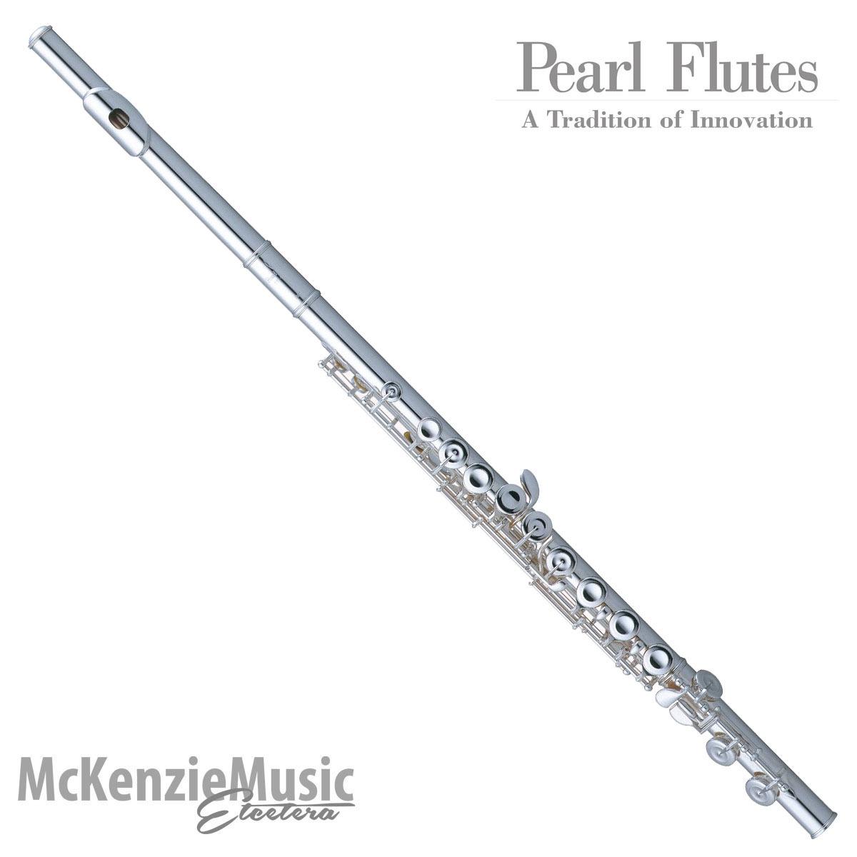 Pearl 525E1RF Quantz Advanced Student Flute