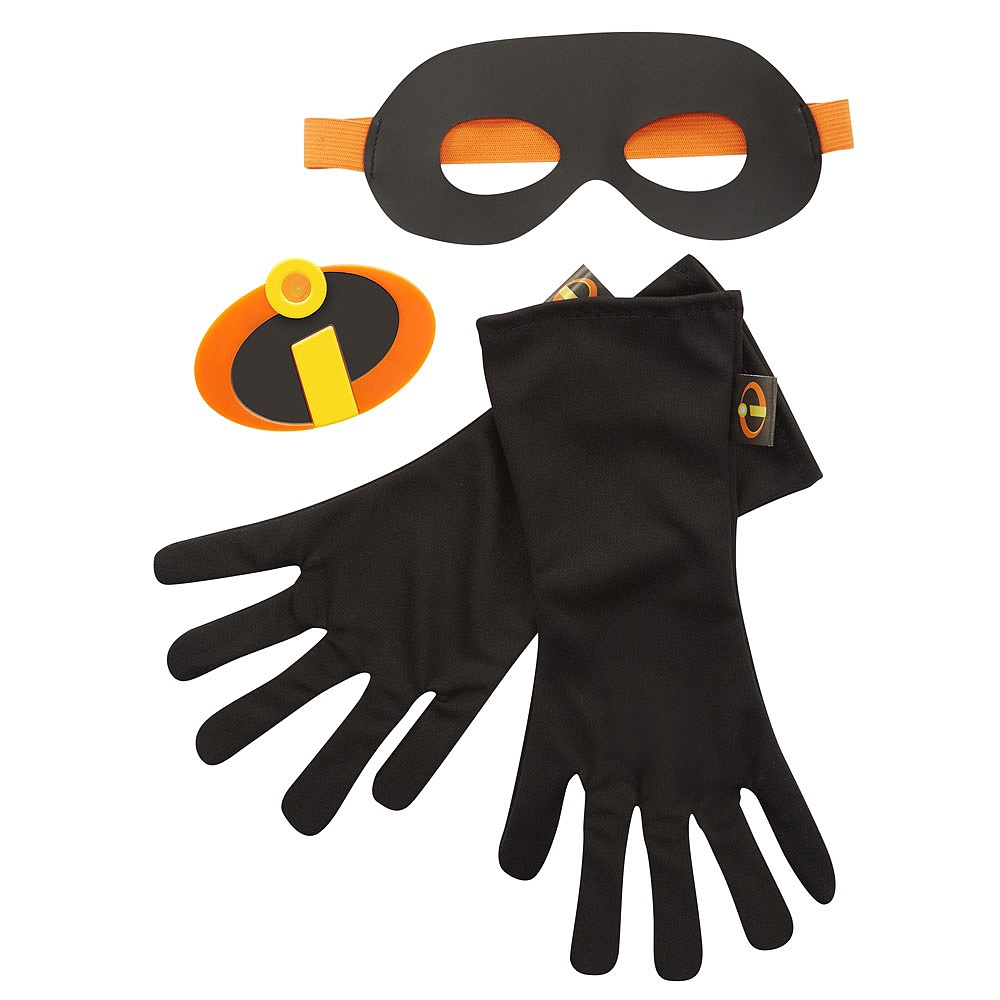 INCREDIBLES 2 GEAR SET WITH EMBLEM
