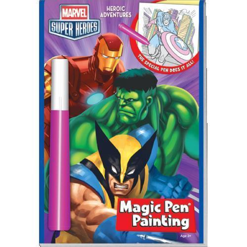 MARVEL SUPER HEROES MAGIC PEN