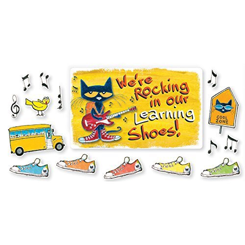EP 62383 WE'RE ROCKING OUR LEARNING SHOES BBS