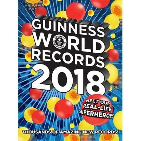 GUINNESS WORLD RECORDS 2018 (HB)
