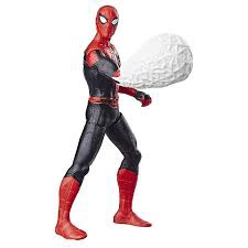 SPIDER-MAN FAR FROM HOME WEB PUNCH