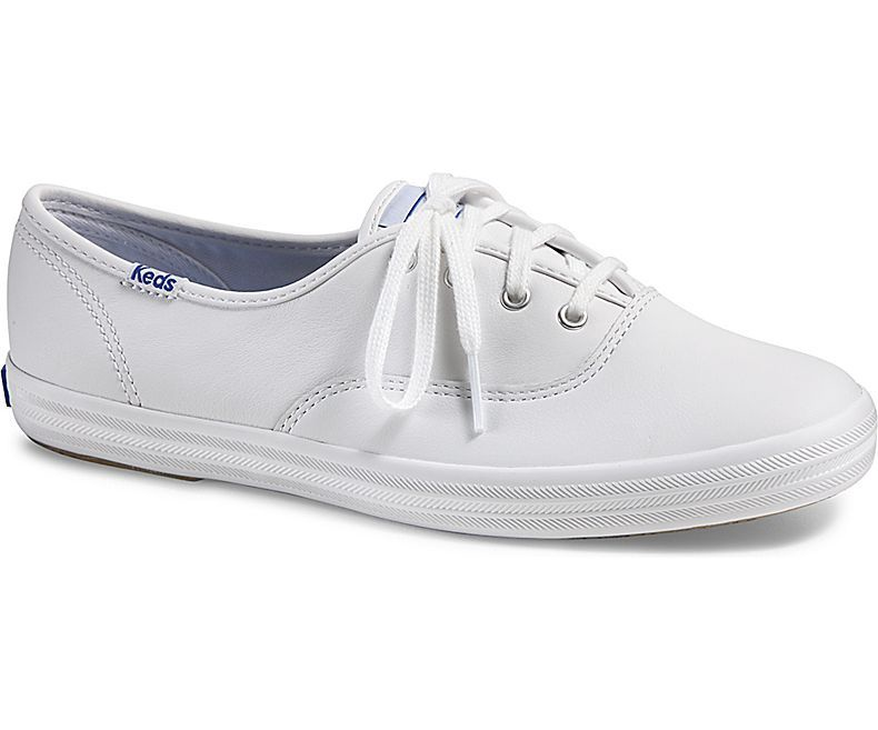 womens white leather keds tennis shoes 2019