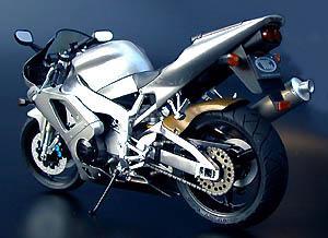 Tamiya #14074 1/12 Yamaha YZF-R1 Taira Racing