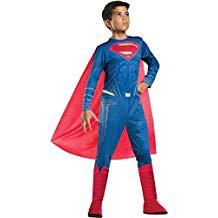 SUPERMAN SIZE 4-6