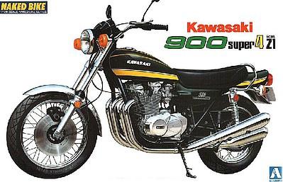 Aoshima #4098 1/12 Kawasaki 900 Super4 Model Z1